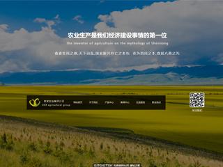 农业集团欧宝体育app下载地址建设模板