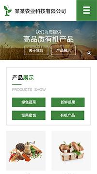 农业科技欧宝体育app下载地址建设模板